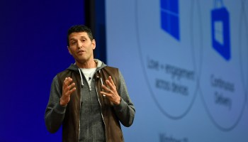 What's next for Terry Myerson: Former Microsoft exec takes on dual roles with Madrona and Carlyle