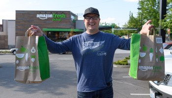 Week in Geek: We finally get to try AmazonFresh Pickup, and your driver's license might be coming to your smartphone