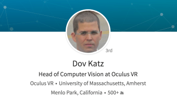 Oculus replaces ex-computer vision head charged with soliciting underage sex