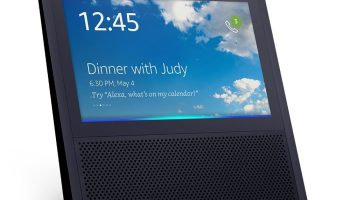 Amazon unveils $230 touch-screen 'Echo Show' and Alexa voice calling