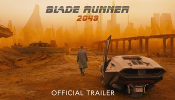 Watch: Stunning new 'Blade Runner 2049' trailer increases the hype for sequel to sci-fi classic