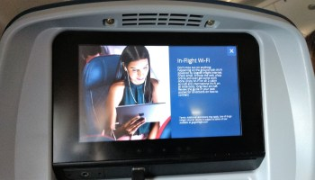 Terror at 30,000 feet: I can't get the WiFi to work