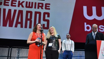 GeekWire Awards 2018: Vote for the newcomer that made the biggest splash