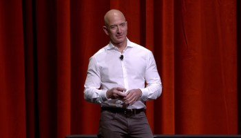 'Irrelevance, excruciating decline, death.' In new video, Amazon's Jeff Bezos paints a bleak picture of 'Day 2'