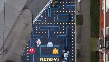 Arcade park Pac-Man