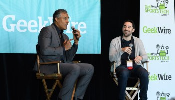 Riot Games co-founder Brandon Beck and NBA champ Rick Fox hope more women join male-dominated world of eSports