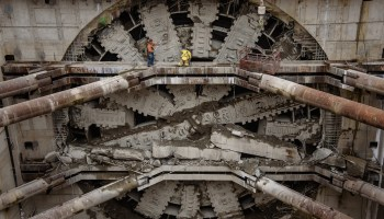 Three numbers explain why the tech boom doesn't make Seattle's new tunnel a good investment