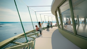 Space Needle $100M renovation includes glass floors, better views, and more