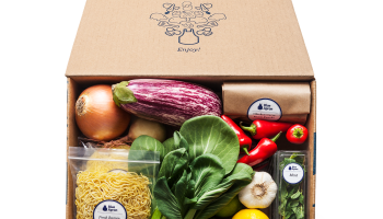 Meal kit delivery company Blue Apron cutting 1,270 jobs as competition with Amazon heats up