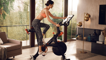 Q&A: Peloton's president on how the $1B bike maker powers at-home spin classes with tech