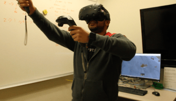 Students create game to help acrophobes confront their fear of heights in virtual reality
