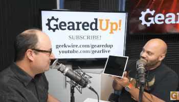 Geared Up Podcast: Amazon Echo Show unboxing and first impressions