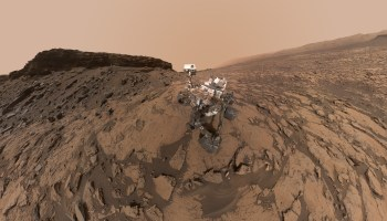 Robotic telepresence could be the best way for humans to explore Mars, scientists say