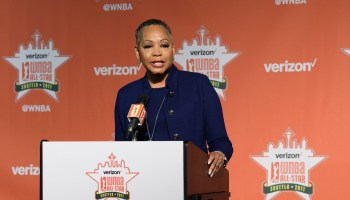 WNBA sees 'tremendous growth' with technology platforms like Twitter and FanDuel
