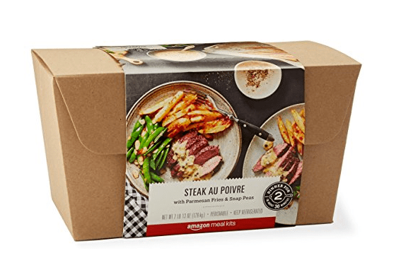 Amazon Meal Kits
