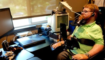 Dream the accessible dream: Developer pushes the boundaries of innovation in pursuit of independence