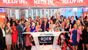 Redfin stock climbs in tech-powered brokerage's first day as public company