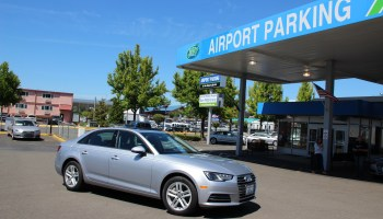 Testing Silvercar: Audi-owned rental car company offers sleek, speedy A4 sedans at Seattle airport