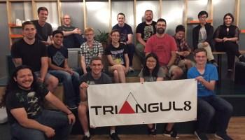 Startup Spotlight: Game designers build Triangul8, a modern-day 'chess killer'