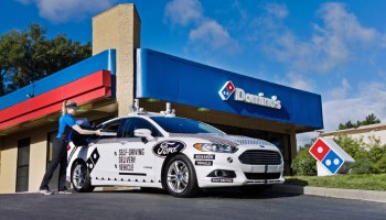 Ford and Domino's