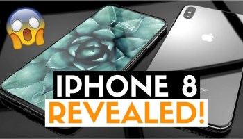 Geared Up: Apple leak reveals iPhone 8 specs, and hands-on with T-Mobile's new $125 smartphone