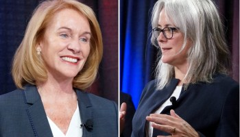 Watch: Seattle mayoral candidates Cary Moon and Jenny Durkan face off in debate