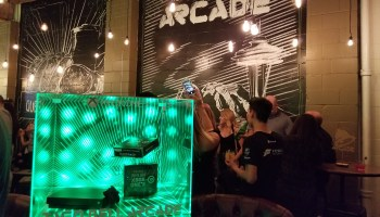 Inside Microsoft and Taco Bell's party, featuring the new Xbox One X and the $5 Quesarito box