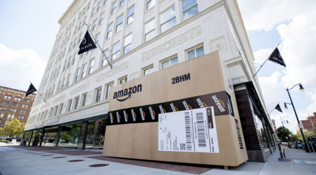 Birmingham Amazon