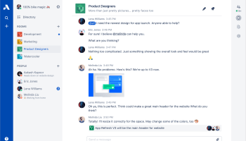 Atlassian hopes to dent Slack's momentum with Stride, a new group collaboration tool
