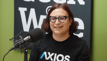 GeekWire Podcast: Axios chief tech correspondent Ina Fried on the new world of technology and media