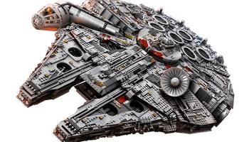 Millennium Falcon Lego set