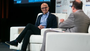 What Microsoft CEO Satya Nadella  learned from Bill Gates and Steve Ballmer about being a leader