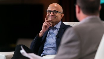 Microsoft hits its $20 billion commercial cloud revenue run-rate goal ahead of schedule