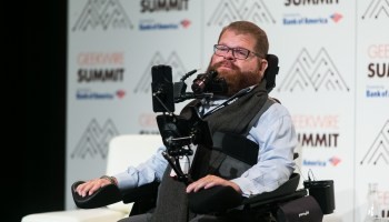 In pursuit of independence, Todd Stabelfeldt urges techies at GeekWire Summit: 'Make my life real'