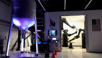 Relativity Space lifts the curtain on its plan to make rockets with robotic 3-D printer