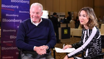 Bloomberg TV broadcasts live from the GeekWire Summit, showcasing top names in tech