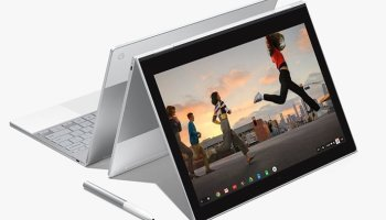 Google moves into premium laptops with new $999 Pixelbook Chrome OS notebook