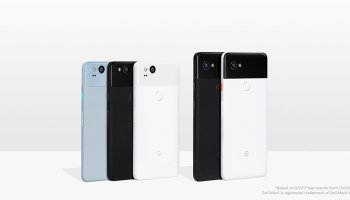 Google unveils Pixel 2 and Pixel 2 XL smartphones with Always On display and high-powered camera