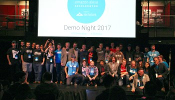 Amazon and Techstars unveil 9 voice tech startups in the second Alexa accelerator cohort