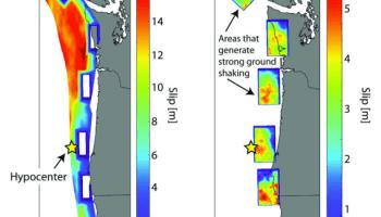 Earthquake simulations UW