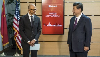 Microsoft plans to triple Azure cloud computing capacity in China over the next six months