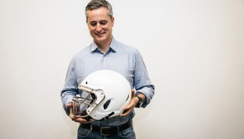 Vicis CEO and co-founder Dave Marver steps down from high-tech football helmet maker