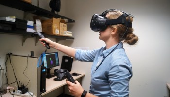 How virtual reality is helping scientists make new discoveries about our health