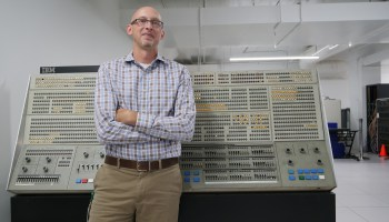 How this museum makes moldy machines work again, saving historic computers for the future