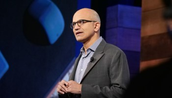 Microsoft CEO Satya Nadella reminds everyone that his company has in-house silicon expertise
