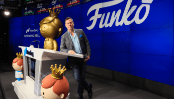 Funko acquires A Large Evil Corporation for $4M, shares rise 5% after first earnings report