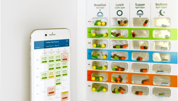 CuePath raises $1.8M for smart medication organizer and monitoring system