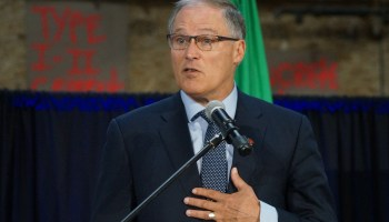 Washington Gov. Inslee calls for stronger environmental leadership from state tech industry, as Silicon Valley goes green