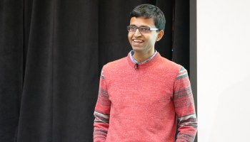 Pittsburgh Profile: Robotics expert Sidd Srinivasa on his love for the Steel City, and his leap to Seattle