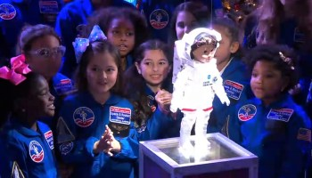 Doll of the year: 2018's top American Girl is an aspiring astronaut named Luciana Vega